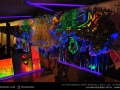 uv neon live painting art bangkok