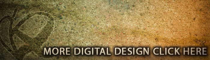 More digital art and design by vinni kiniki banner