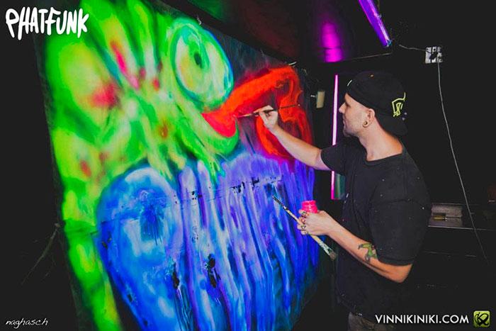 UV artist
